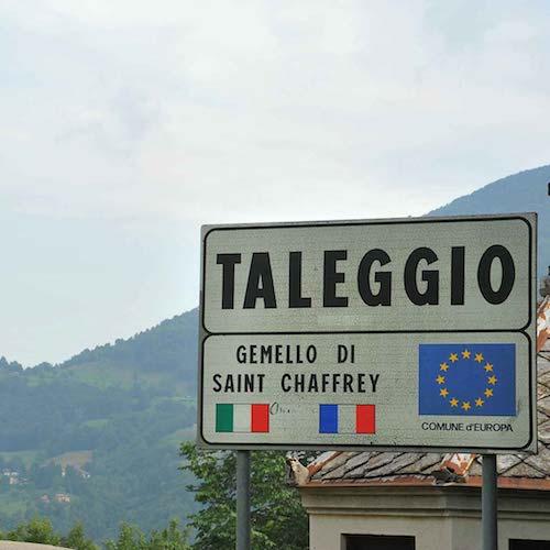 Taleggio-road