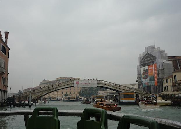 Venezia rain