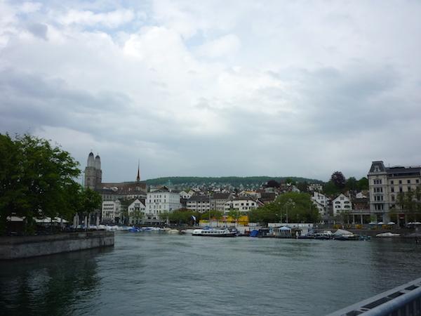 Zurich-panorama