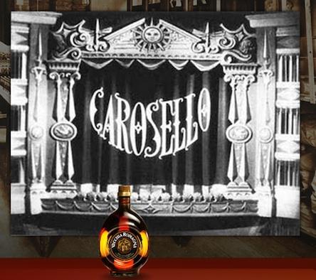 Заставка Carosello