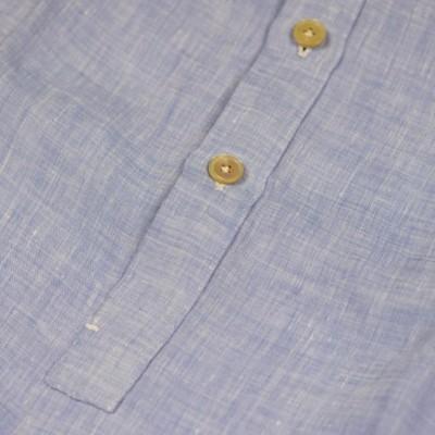 Handmade popover shirt - G. Inglese