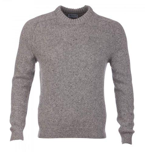 Johnstons серый свитер