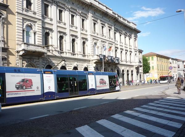 Padova tram1