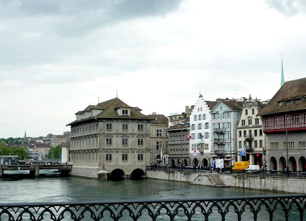 Ratusha_Zurich