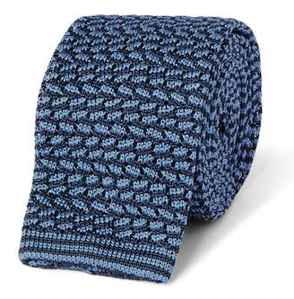 Вязаный галстук (Rubinacci)