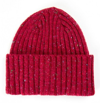 Шерстяная шапка