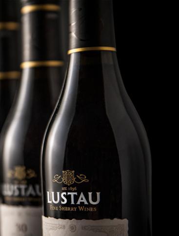 Lustau-bottles