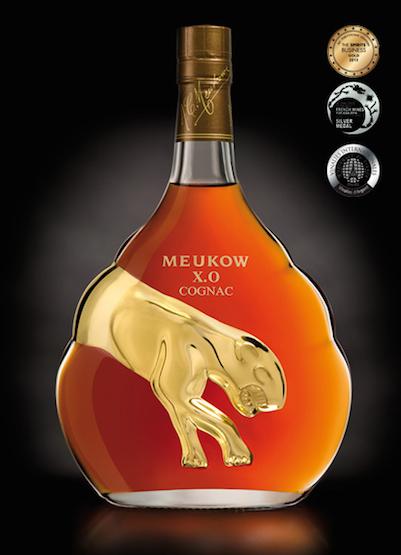 Бутылка Meukow XO