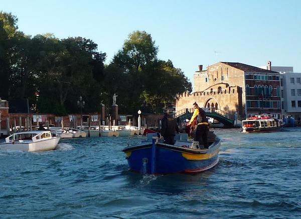 Venice-lodka