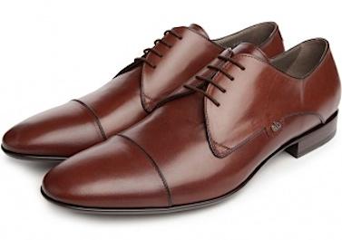 Классические туфли с логотипом