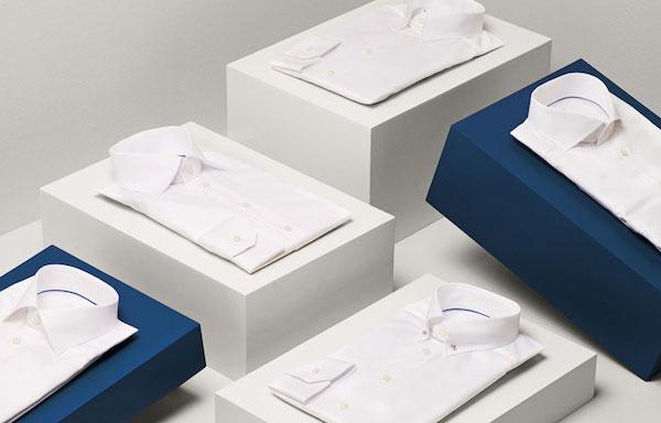 Eton рубашки белые