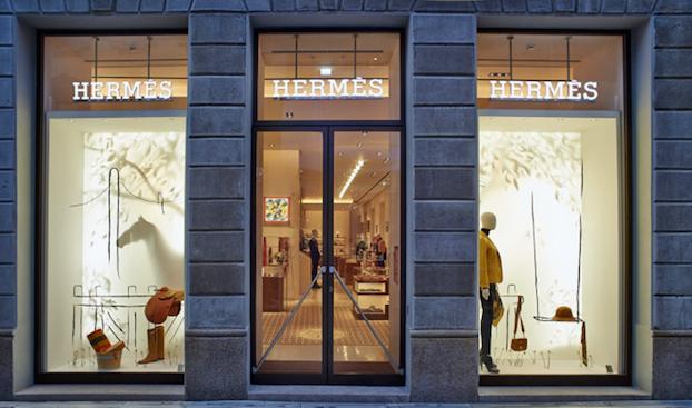 Hermes_Milano_store
