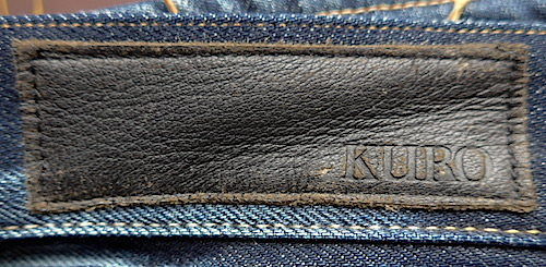 Kuro-leather-label-back