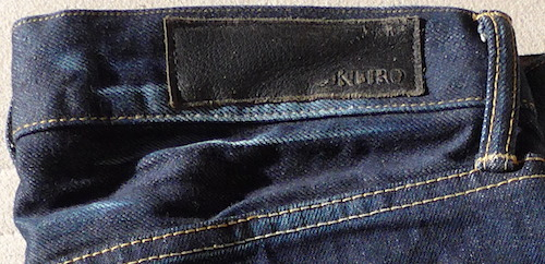 Kuro-leather-label