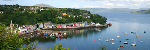 Tobermory-view
