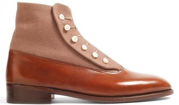 Ботинки на пуговицах (Rudolf Scheer & Sohne)