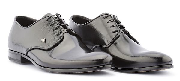 Туфли Fabi с металлическим логотипом