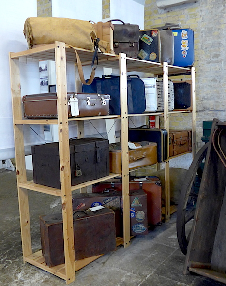 Old-luggage