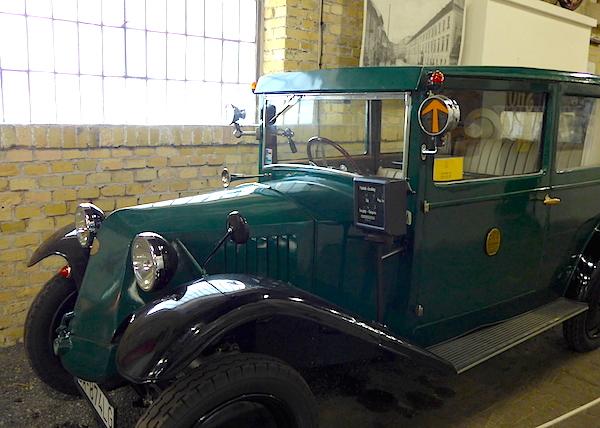 Tatra-old-taxi