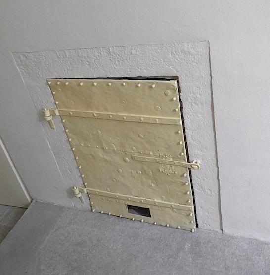 old-small-door