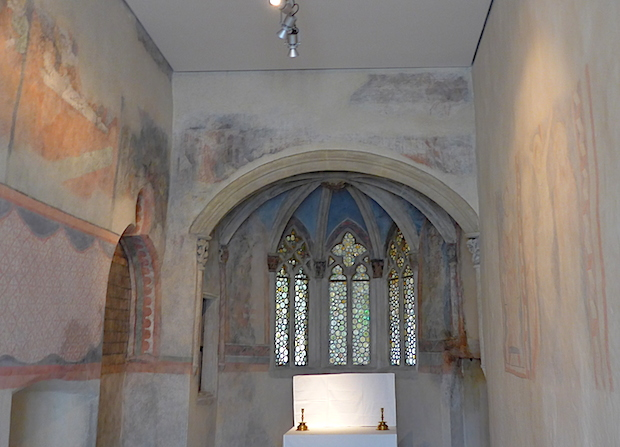 vitrag-frescoes