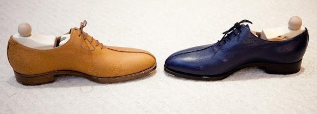 Туфли Maftei - типичная австро-венгерская модель