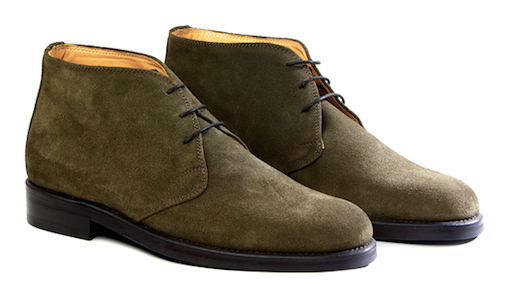 Ботинки chukka Gents' Stuff by Harridge