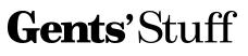 Логотип Gents' Stuff