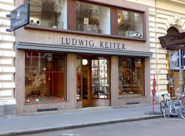Ludwig Reiter - Вена