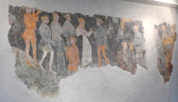 Найдхартские фрески (1)