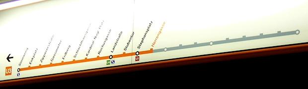 Венское метро - Herrengasse