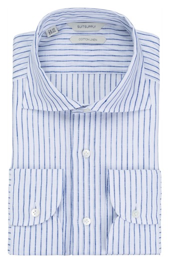 Suitsupply из ткани Thomas Mason