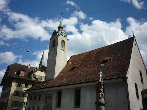 St_Peter_Chapel_Lucerne
