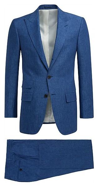 Suitsupply linen suit