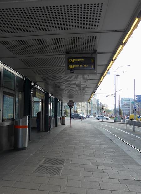 Westbanhof-stop-tram1