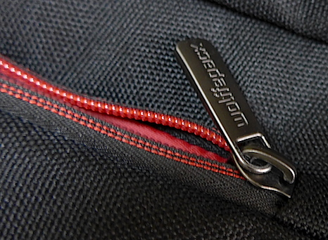 Wolffepack-zipper