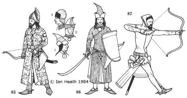 Венгерские вооруженные силы XIV века