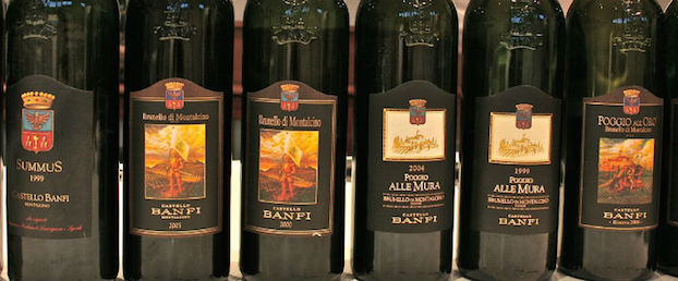 Banfi-wines