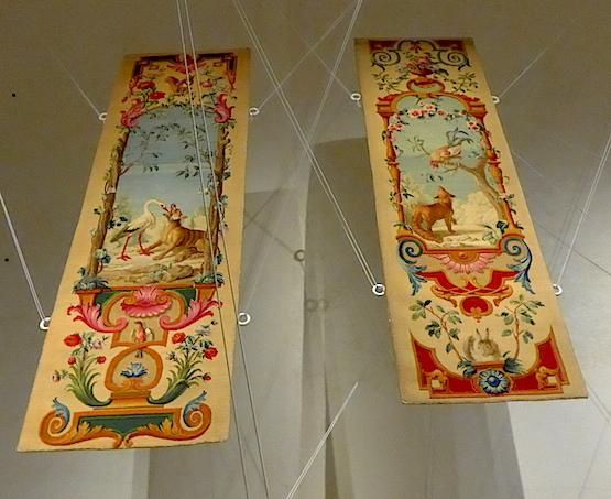 Carpets in MAK Vienna
