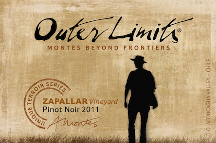 Label Pinot Noir 2011