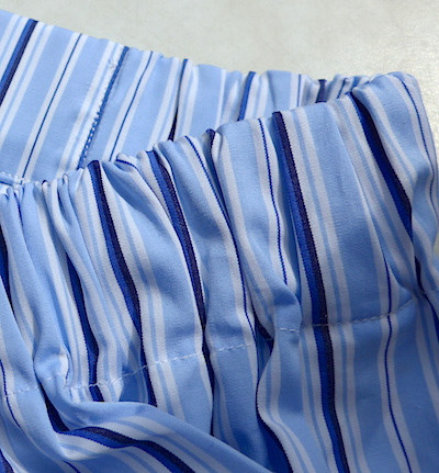 Turnbull and Asser boxers - waistband