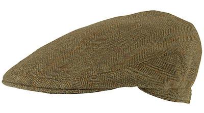 Tweed-cap-Pakeman
