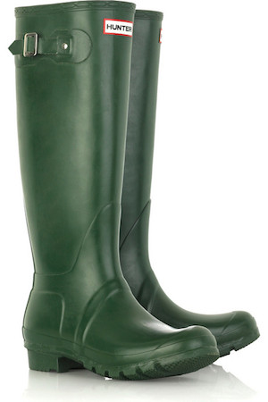 hunter-wellies