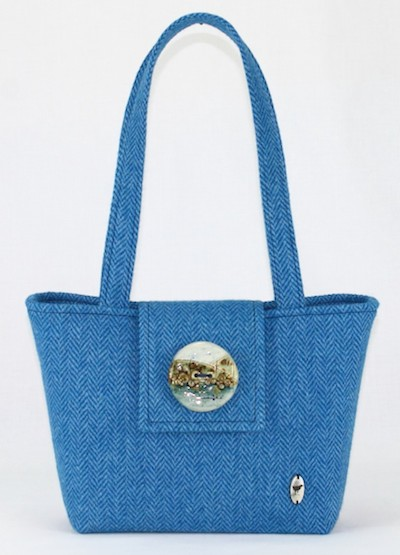 Logo by Abbeyhorn - Rare Bird handbag