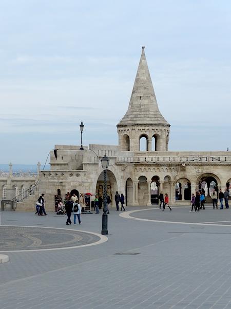 Башня Рыбацкого бастиона