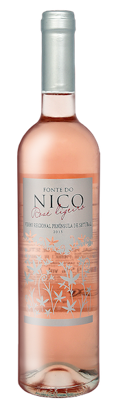 Fonte do Nico Rose Light
