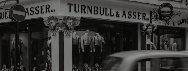 Магазин Turnbull & Asser