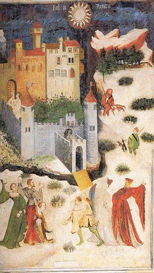Torre_Aquila-frescoes_Trento