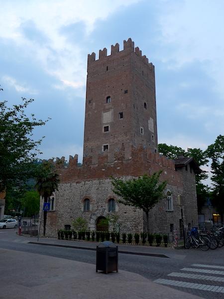 Torre Vanga в Тренто
