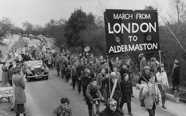 Aldermaston-anti-nuclear